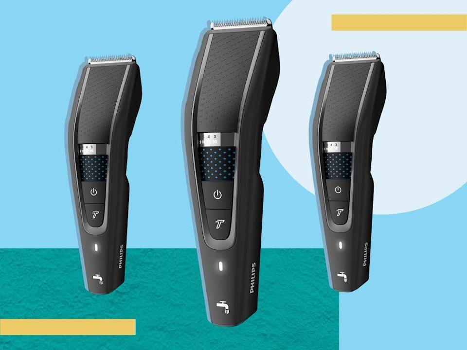 This 2-in-trimmer is 100 per cent washable  (The Independent)