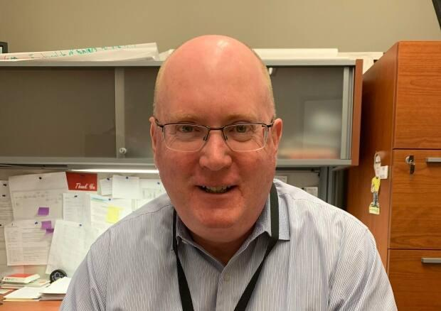 Peter MacDonald, director of donor relations in the Atlantic region for Canadian Blood Services, said nurses are the only staff he has in New Brunswick who are prioritized for receiving the vaccine.
