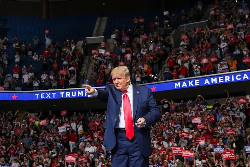 Trump's Campaign Rally in Tulsa May Have Contributed to Covid-19 Spike, Health Official Says