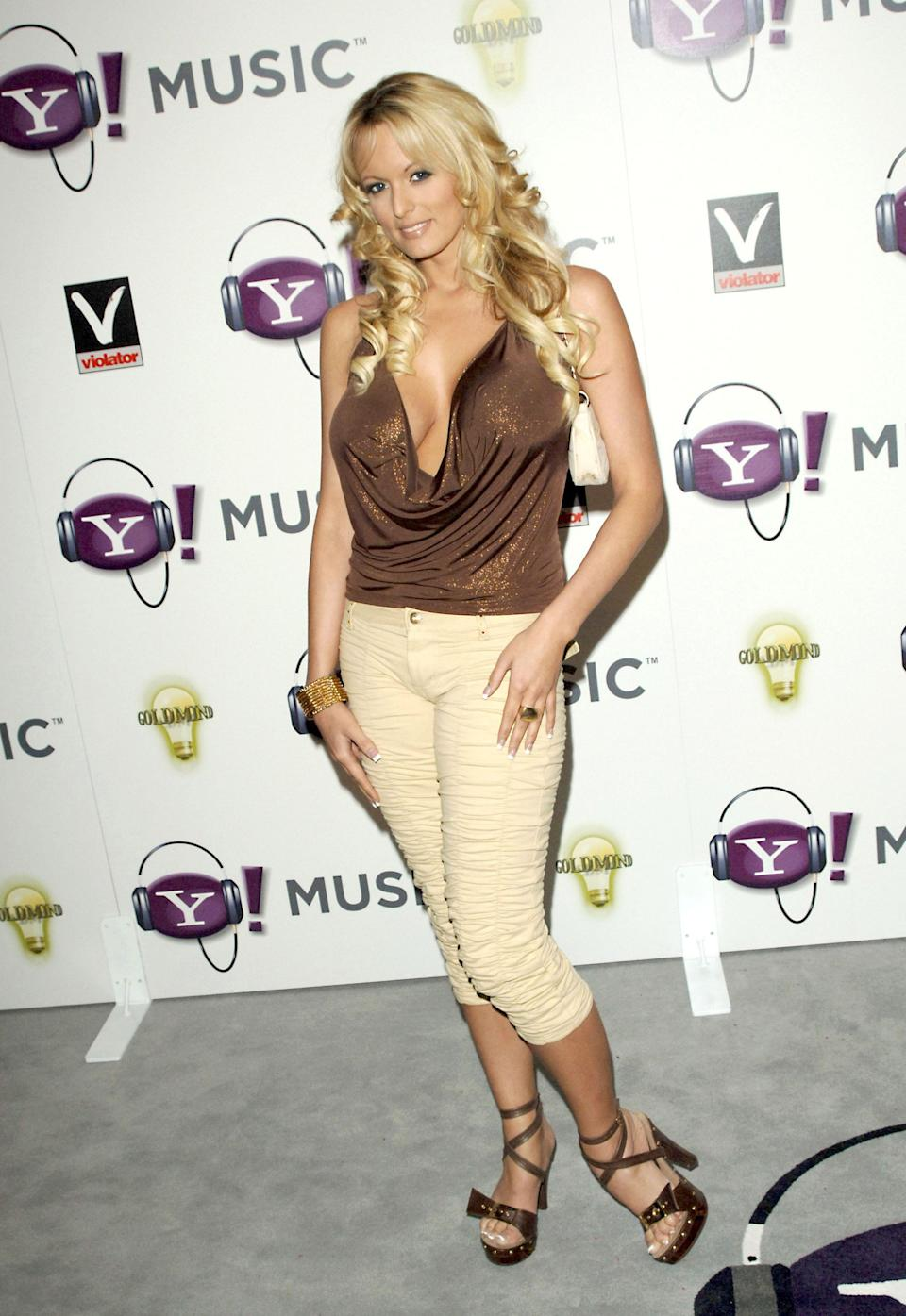 During Missy Elliot Hosts Yahoo! Music's Exclusive Grammy After Party at Mood in Hollywood.