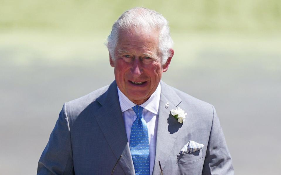 Prince Charles will host a reception for G7 leaders and CEOs in Cornwall - Andrew Matthews/PA Wire