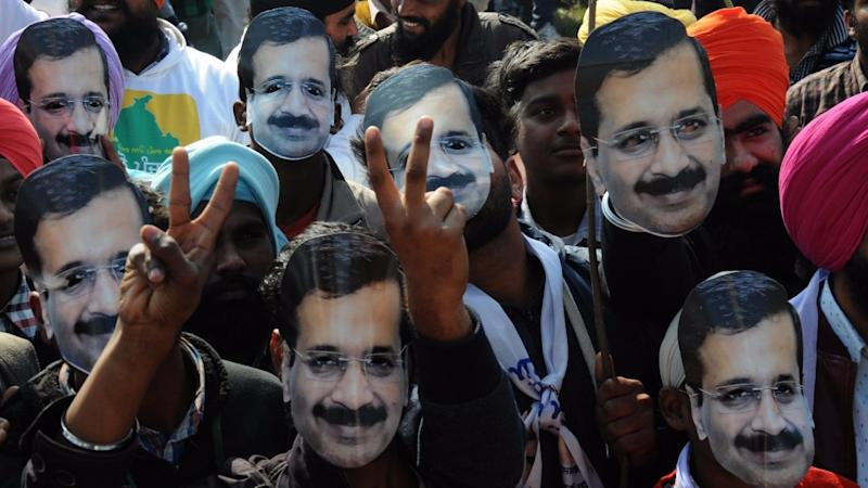 After UP, Kejriwal Says NO to EVMs For MCD Polls; Cong Backs Move