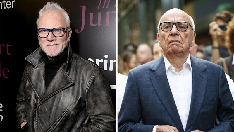 Malcolm McDowell To Play Rupert Murdoch In Fair And Balanced
