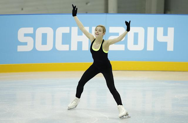 Gracie Gold: Budding starstruck superstar