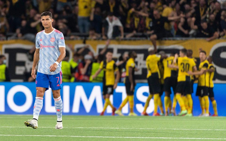 Young Boys vs Manchester United, Champions League opener: live score and latest updates - AP
