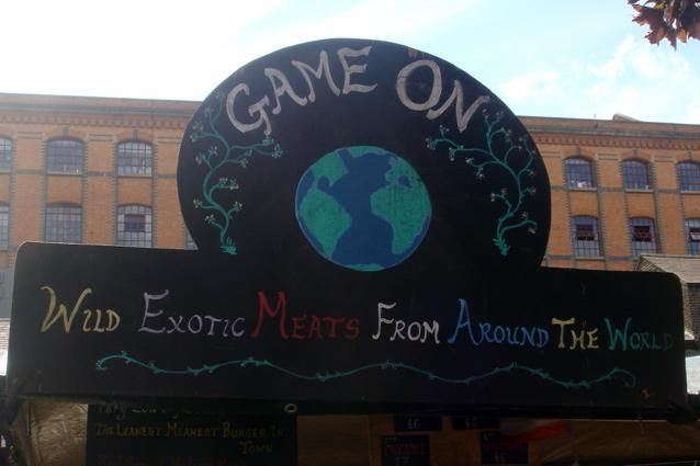 Game On at Camden Town Market