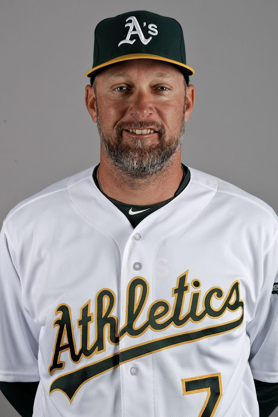 Former Boston Red Sox outfielder Mark Kotsay, who is currently the quality control coach for the Oakland Athletics, could be a candidate for the position of Red Sox manager after the Red Sox fired Ron Roenicke on Sunday.