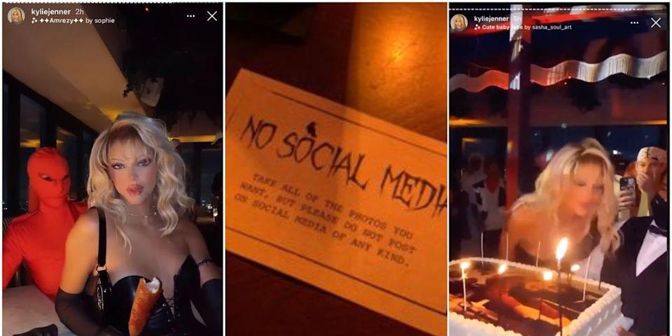 Kendall Jenner's Getting Slammed for Her Massive B-Day Party and Disrespect for Essential Workers