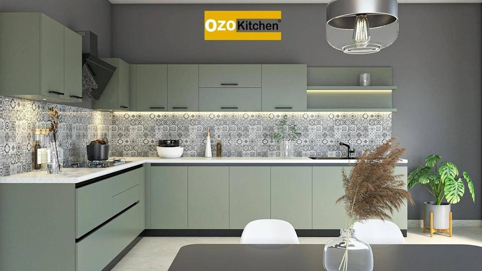 Ozo Kitchen offers affordable, chic kitchen space at your convenience