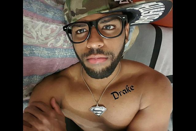 <p>A photo posted on May 13, 2015 of Geraldo A. Ortiz-Jimenez, also known as Drake Ortriz, one of the people killed in the Pulse nightclub in Orlando, Fla., on June 12, 2016. (Drake Ortiz via Facebook) </p>
