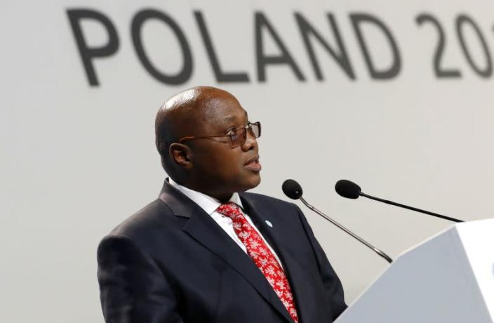 ESwatini's prime minister, who tested positive for COVID ...