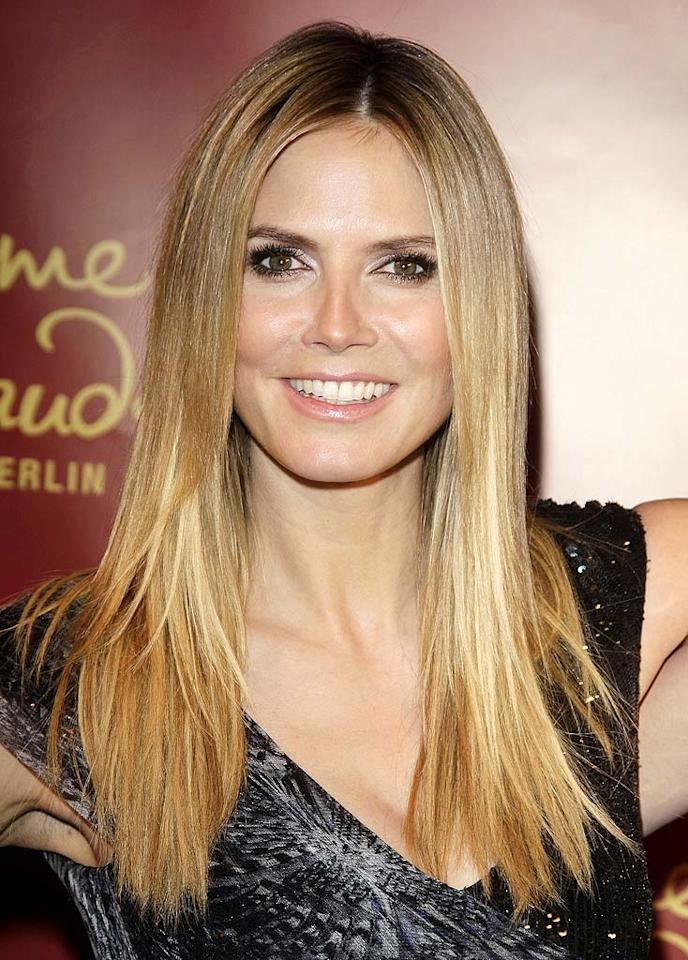 """Gorgeous, German-born Heidi Klum has picked up more than a few makeup tricks during her career as a supermodel -- including the secret to creating ultra-defined eyelids and long, luxe lashes! Florian Seefried/<a href=""""http://www.gettyimages.com/"""" target=""""new"""">GettyImages.com</a> - January 25, 2010"""