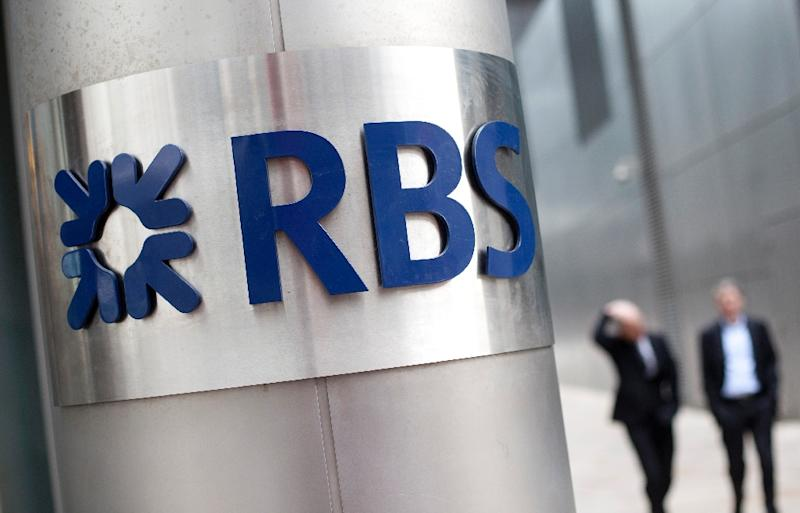 Royal Bank of Scotland settles claims of some shareholders