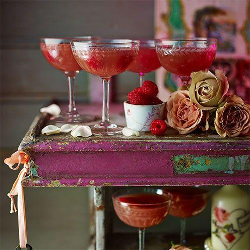 """<p>Try something with a little je ne sais quoi to set the mood. Use a good quality vodka, like Russian Standard (widely available, RRP £15-£19), as it will show to superior effect in this rosy tipple.</p><p><strong>Recipe: <a href=""""https://www.goodhousekeeping.com/uk/food/recipes/a537151/french-martini/"""" rel=""""nofollow noopener"""" target=""""_blank"""" data-ylk=""""slk:French martini"""" class=""""link rapid-noclick-resp"""">French martini</a></strong></p>"""