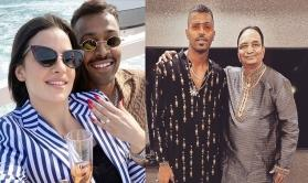 Hardik Pandya's parents were in the dark about his engagement to Natasa Stankovic