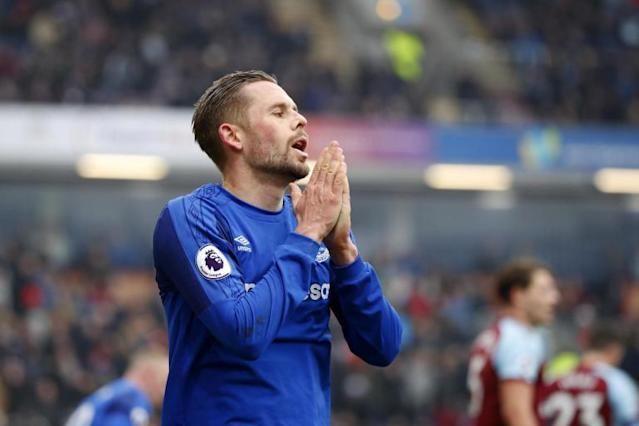 Sam Allardyce says 'whoever gave that will get a b********g!' after Everton statement claims Gylfi Sigurdsson will be out for up to eight weeks