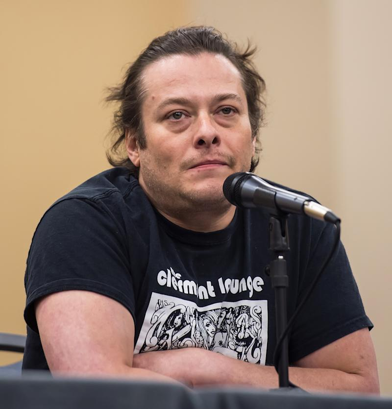 PHILADELPHIA, PA - JUNE 14: Actor Edward Furlong attends 2019 Wizard World Comic Con at Pennsylvania Convention Center on June 14, 2019 in Philadelphia, Pennsylvania. (Photo by Gilbert Carrasquillo/Getty Images)
