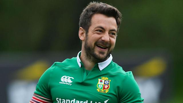 Greig Laidlaw has been the one hitting the right notes for the British and Irish Lions as they bond ahead of their tour of New Zealand.