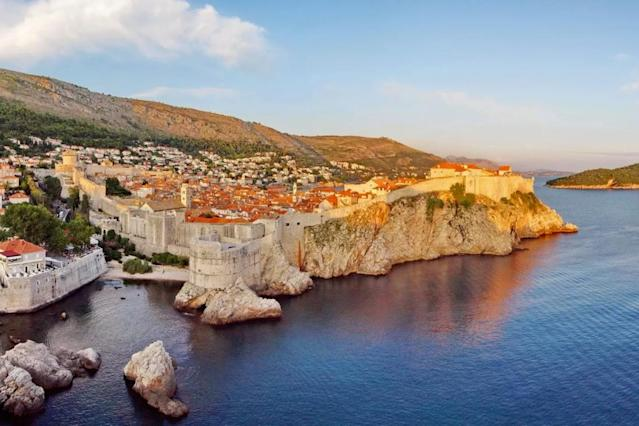 <p>In real life, the location is the old part of Dubrovnik, Croatia. We're featuring a modern studio apartment that rents for $88 a night.<br>(Airbnb) </p>