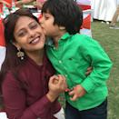 In 2011, the couple welcomed a new addition to their family - their bundle of joy, Kiyaan. Balancing a demanding career and raising a child could be quite a challenging, specially when one is settled abroad, away from one's family. Mayuri, had once tried to sail in two boats and had learnt her lesson well. With her gained wisdom, in 2013, she moved back to India with her family. It didn't hamper her career as the organization she was working for, had offices in India also.