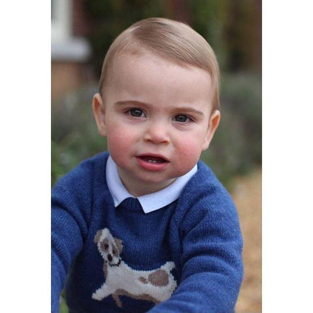 "<p>Another in Louis' first birthday photo series, the toddling royal is seen close up, gazing down the camera and looking <a href=""https://www.cosmopolitan.com/uk/reports/a27234754/prince-louis-first-birthday-portraits-photographs/"" rel=""nofollow noopener"" target=""_blank"" data-ylk=""slk:very much like his dad."" class=""link rapid-noclick-resp"">very much like his dad.</a></p><p><a href=""https://www.instagram.com/p/Bwkq--RFHDM/"" rel=""nofollow noopener"" target=""_blank"" data-ylk=""slk:See the original post on Instagram"" class=""link rapid-noclick-resp"">See the original post on Instagram</a></p>"