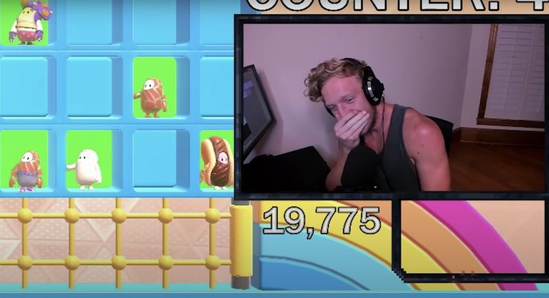 Tfue plays Fall Guys