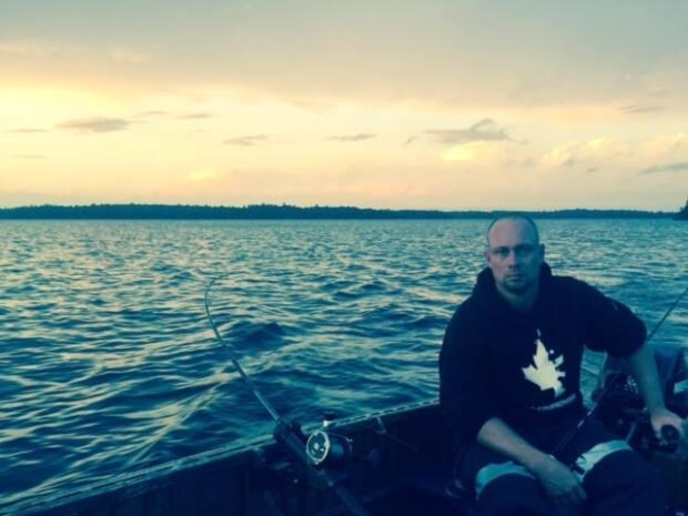 Innisfil resident Donny Crowder, who operates a fishing business on Lake Simcoe, says he understands that progress is necessary, but he worries that the new development will jeopardize the lake's health.  (Donny Crowder - image credit)