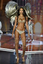 <p>The 27-year-old Brazilian model was picked to wear this year's Fantasy Bra. <em>[Photo: Getty]</em> </p>