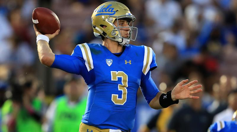 Quarterback Josh Rosen Leads UCLA To Epic Comeback From 34 Down