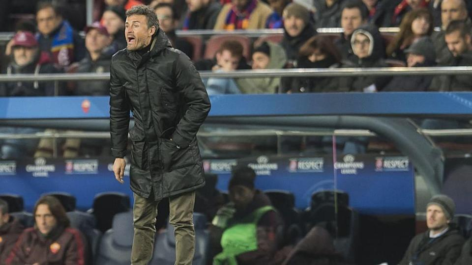 Luis Enrique | VI-Images/Getty Images