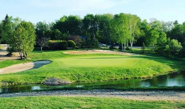 The Lively Golf Club in Ontario experienced a record 2020 year. General manager Mark Taylor says that's because golf is an outdoor sport that can be played by people from the same household.