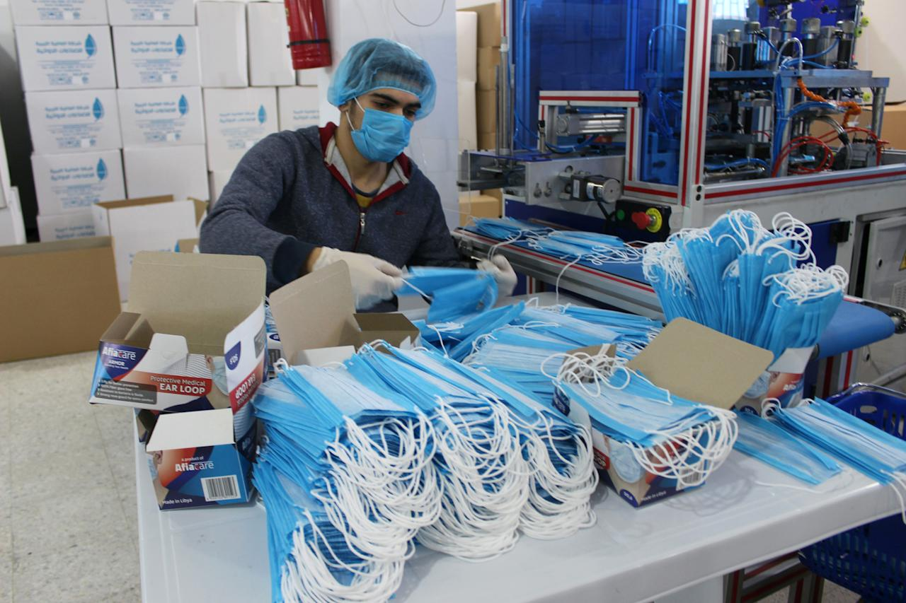 Shortage of masks is now affecting some countries and suppliers are working overtime to keep up with the demand. Masks provide the first level of defence against COVID-19 and the demand for them has shot up. China is the world's largest producer of masks, with a reported daily capacity of 20 million pieces. However, the current demand has shot up to around 50-60 million pieces per day. With such high global demand, the prices of masks have risen in various parts of the world. In Noida (India), a basic surgical mask that is priced at Rs 10 each is being sold for Rs 40, while some N-95 masks, originally priced at Rs 150, are being sold at up to Rs 500.