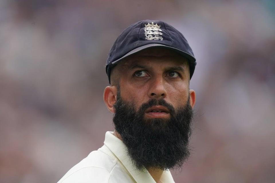 Moeen Ali has ended his Test career (Adam Davy/PA) (PA Wire)