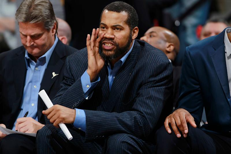 Rasheed Wallace Named Basketball Coach at High School in North Carolina