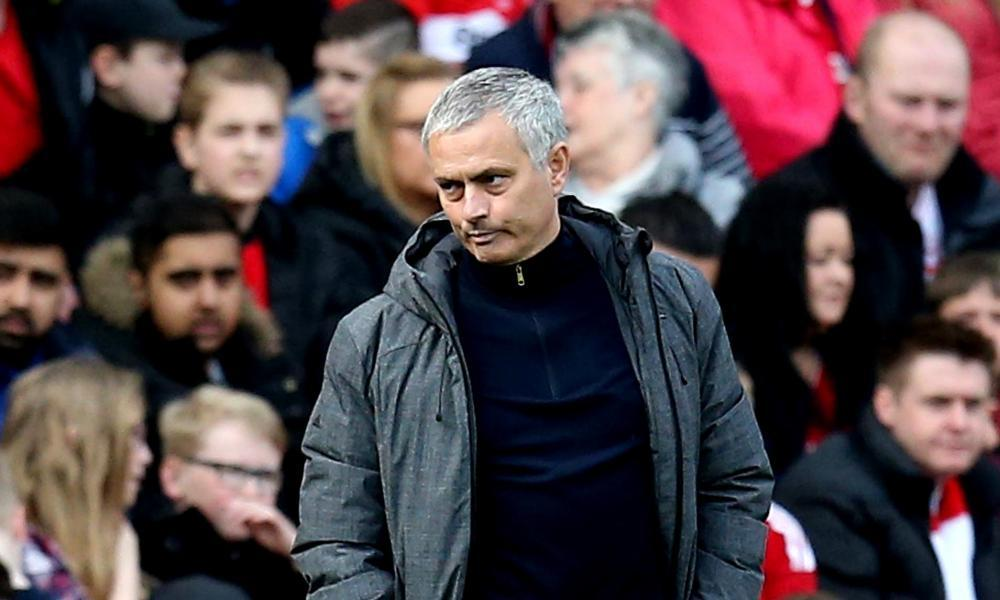 José Mourinho described Manchester United's 3-1 win as a 'massive victory for us' but walked out of the post-match press conference when asked about an altercation among the players in the tunnel.