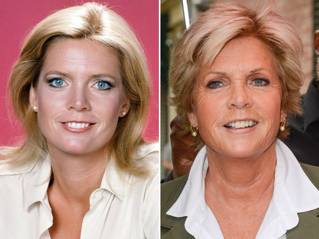 """<b>Meredith Baxter (Elyse Keaton)</b><br><br>  Meredith Baxter was the big-name star in the cast when she signed on to play Elyse Keaton on """"Family Ties."""" She already had two hits under her belt: the sitcom """"Bridget Loves Bernie"""" and a twice-Emmy-nominated turn in the drama """"Family.""""<br><br>  When her run as hippie turned Keaton family matriarch ended, Baxter focused on TV movies, both in front of and behind the camera. She starred in and produced the television flicks """"She Knows Too Much,"""" """"Darkness Before Dawn,"""" and """"My Breast,"""" and she appeared in countless others. Baxter returned to series TV in the 1996 comedy """"The Faculty,"""" but it lasted just 13 episodes. In recent years, she's guest-starred on """"Cold Case"""" and """"Switched at Birth"""" and voiced characters on animated series, such as """"Family Guy."""" <br><br>  Baxter has been wed three times. Her first union, to costumer Robert Lewis Bush, produced two children but lasted only five years. Her marriage to her """"Bridget Loves Bernie"""" co-star David Birney kept going for 16 years. They had three kids. And she tied the knot in 1995 to writer-actor Michael Blodgett, but they split five years later. In 2009, she came out as a lesbian to Matt Lauer on """"The Today Show,"""" and she now lives with her partner, general contractor Nancy Locke."""