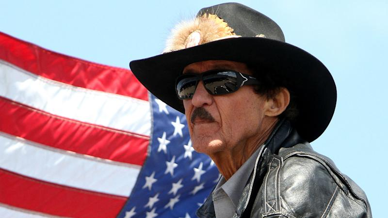 NASCAR legend Richard Petty blasts national anthem protests in the NFL