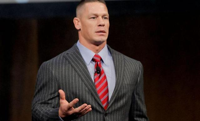John Cena at CinemaCon (Getty Images)
