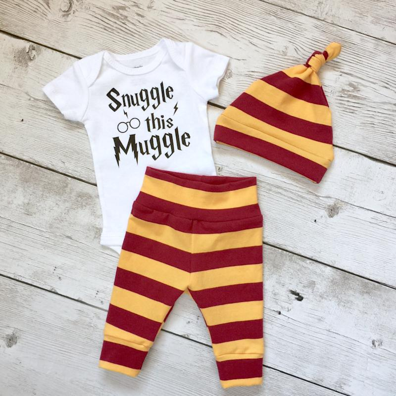 Here Are The Cutest Harry Potter Baby Products For Your Little ...
