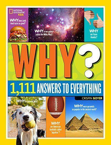 """<p><strong>National Geographic Kids</strong></p><p>amazon.com</p><p><strong>$11.25</strong></p><p><a href=""""https://www.amazon.com/dp/1426320965?tag=syn-yahoo-20&ascsubtag=%5Bartid%7C10050.g.23838030%5Bsrc%7Cyahoo-us"""" rel=""""nofollow noopener"""" target=""""_blank"""" data-ylk=""""slk:Shop Now"""" class=""""link rapid-noclick-resp"""">Shop Now</a></p><p>This <em>National Geographic Kids</em> book is a bestseller for a reason. It covers just about every topic under the sun—from silly to serious—in a fun, vibrant format that'll keep them coming back for more.</p>"""