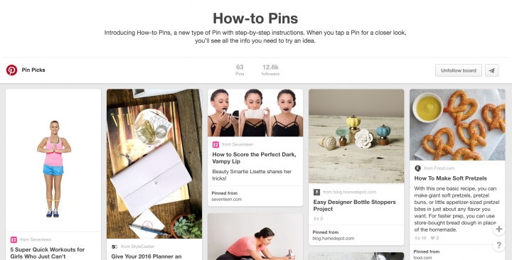Pinterest Launches Interactive How To Pins To Boost Engagement
