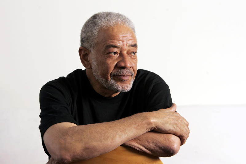 Singer-songwriter Bill Withers pictured in 2016. He has died aged 81. Source: AP Photo/Reed Saxon