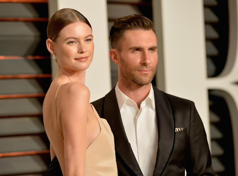 Adam Levine And Behati Prinsloo Gave Their Child A Very Unique Name