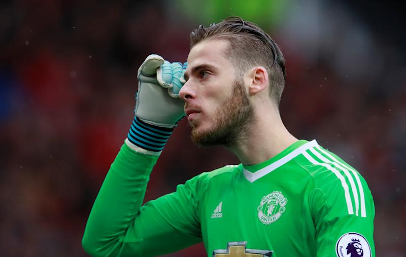 finest selection fcfe6 e75eb David De Gea is one of the best