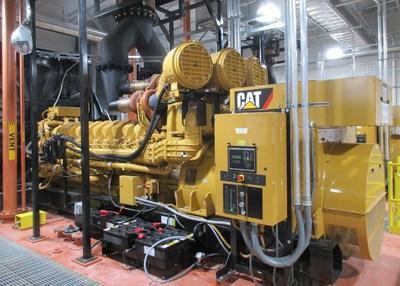 New blackstart diesel engines at the Carroll County Energy Center in Ohio allow the 700-MW power facility to be independently restarted in the event of a widespread grid outage.