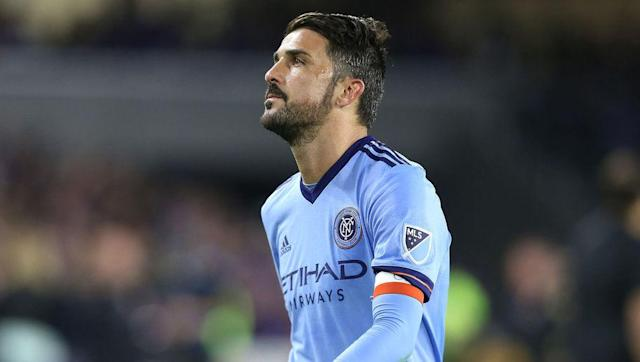 <p>David Villa has been very much at home in the sky blue of New York City since joining the club ahead of the 2015 season and was named league MVP last year.</p> <br><p>The Spaniard has already scored five times in seven MLS games in 2017 and will be hoping he can help his team to finally finish above local rivals New York Red Bulls in the regular season for the first time.</p>