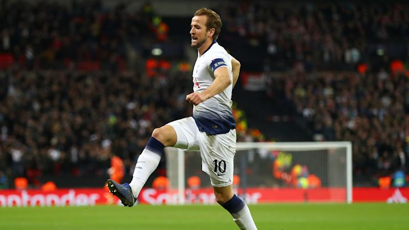Kane wants Tottenham to emulate Chelsea, Liverpool Champions League heroics