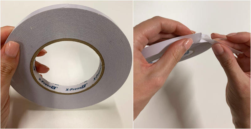 photo of X-Press It double-sided tape