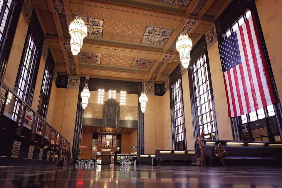 "<p><a href=""https://durhammuseum.org"" rel=""nofollow noopener"" target=""_blank"" data-ylk=""slk:The Durham Museum"" class=""link rapid-noclick-resp"">The Durham Museum</a></p><p>Inside Omaha's Union Station this museum features amazing architecture, but also traveling exhibits on science, culture and history. </p>"