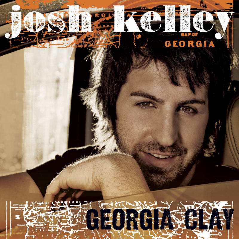 "In this CD cover image released by MCA Nashville, the latest release by Josh Kelley, ""Georgia Clay"" is shown. (AP Photo/MCA Nashville)"